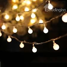 lighting for home decoration. white round 80 string bulbs battery decorative led lights lighting for home decoration