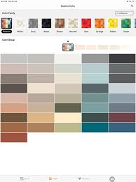 Old Ping Color Chart Project Color The Home Depot On The App Store