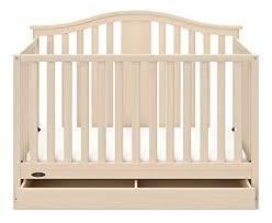 Amazon.com : Graco Solano 4 in 1 Convertible Crib with Drawer ...