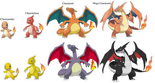 Charizard All Evolution Forms Google Search Charizard