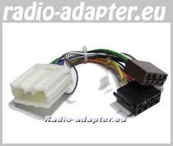 mitsubishi galant 1997 2006 car stereo wiring harness iso lead mitsubishi galant 1997 2006 car stereo wiring harness iso lead