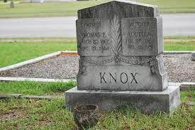 Louella Clay Knox (1868-1951) - Find A Grave Memorial
