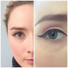 makeup for hooded droopy eyes