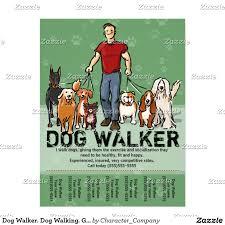 the gallery for > dog walking flyers ideas dog walker dog walkin