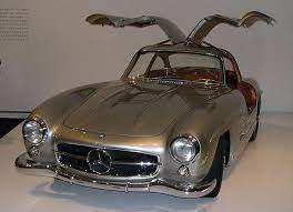 A Guide to Gull-Wing Doors: Mercedes Models & More - The Benz Bin