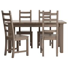 Stornäskaustby Table And 4 Chairs Gray Brown Ikea Future Ish