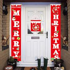 Creative <b>Christmas Hanging Ornaments</b> Door <b>Decor Christmas</b> ...