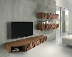 Floating console shelf Wall Shelf View In Gallery Charming Oak Floating Shelf By Domus Arte Trendir 21 Floating Media Center Designs For Clutterfree Living Room