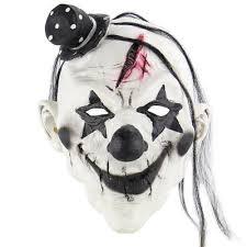 Hot Sale Masquerade Party <b>Halloween Smile</b> Devil <b>Clown Horror</b>