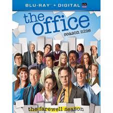 the office merchandise. The Office: Season 9 Blu-ray Office Merchandise