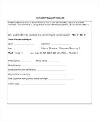 Sample Questionnaire Format For Survey Customer Satisfaction Survey Template Service Questionnaire