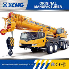 China Xcmg Official Manufacturer Xct80 80ton Truck Crane For
