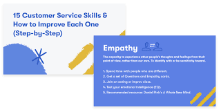 15 Customer Service Skills How To Improve Step By Step