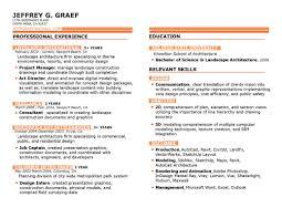 Resume Jeff Graef