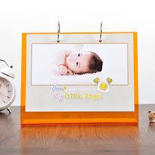 get ations 2017 acrylic desk calendar 8 diy custom made baby photo calendar custom made corporate creative calendar