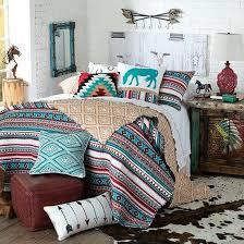 Superior Southwest Decor · Aztec BeddingAztec BedroomRv ...