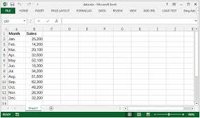 Create Chart From Excel Data How To Create Chart Using Excel Data In Powerpoint In C Vb Net