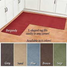 kitchen rugs. Exellent Kitchen Awesome Kitchen L Shaped Rug Inspirations With Vi Images For Corner  On Rugs A