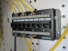 wiring how to use network patch panel in new house home how to use network patch panel in new house
