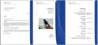 Bewerbungsvorlagen Word 2010