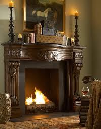 70 woodard fireplace surround
