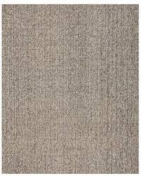 pottery barn chunky wool jute rug gray