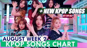 Kpop Chart 2019 Top 60 Kpop Songs Chart August Week 2 2019 Kpop Chart Kpc