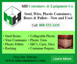 Mh Containers Equipment Co Inc Willoughby Ohio Oh 44094