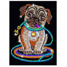 Art Sequin Art Kits Sequin Art Uk 3d Sequin Art