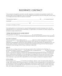 House Rules For Roommates Template House Rules For Roommates Template Roommate