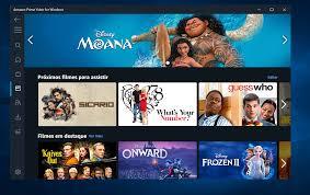 amazon prime video para windows 10