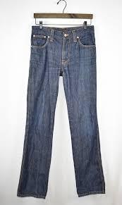 Nudie Slim Jim Size Chart Nudie Jeans Gnu D Jeans Slim Jim Slim Straight Denim Size 30 Colors Indigo Blue