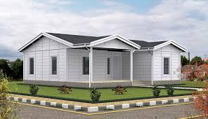 prefab office buildings cost. Bauhu Prefabricated Sandwich Panel Low Cost Kit Homes Prefab Office Buildings H