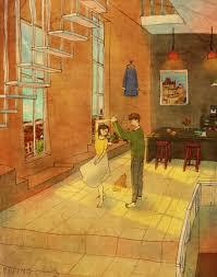 L Amour Au Quotidien Par Puuung 2 3 Art Pinterest Amour