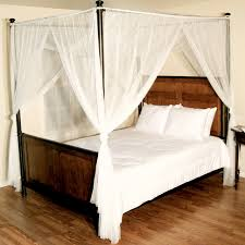 Amazing of Queen Canopy Bed Curtains with Canopy Bed Design Flawless ...
