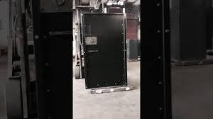 steel vault doors. Old Hollywood Finish   Inswing Vault Door Best Looking Industrial Design Sturdy Safe Steel Doors