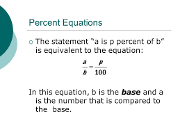 3 percent equations
