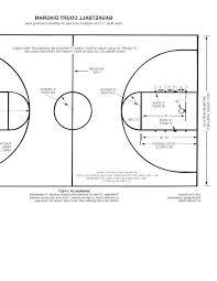 Basketball Court Dimensions For Backyard Confedem Org