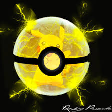 Image result for drawing of CUTE PIKACHU WITH POKEBALLS