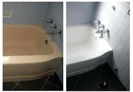 bathtub refinishing