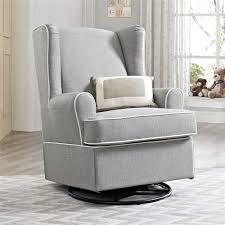 swivel glider chair. Eddie Bauer Swivel Glider, Gray Glider Chair I