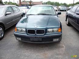 1995 Green Metallic BMW 3 Series 318i Sedan #30485174 | GTCarLot ...