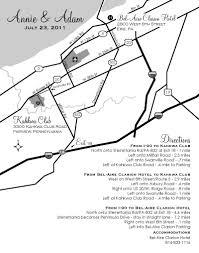 carlene bolla map design custom wedding invitation maps on pa printable map
