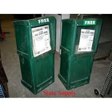 Newspaper Vending Machine Locations Custom Newspaper Vending Machine Take One