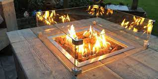 how to build a fire table yourself