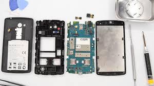 🛠 How to disassemble LG L Fino D295 ...