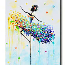 on colorful abstract canvas wall art with shop colorful abstract wall art on wanelo