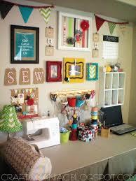 craft room organization