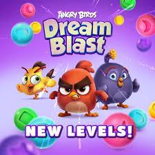 Angry Birds Dream Blast - Home