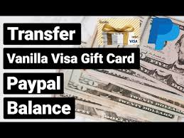 For those who have a paypal account already, you'll need to add your visa gift card: How To Turn Visa Gift Card Into Cash Using Paypal Or Venmo Transfer Giftcard Money To Bank Account Youtube
